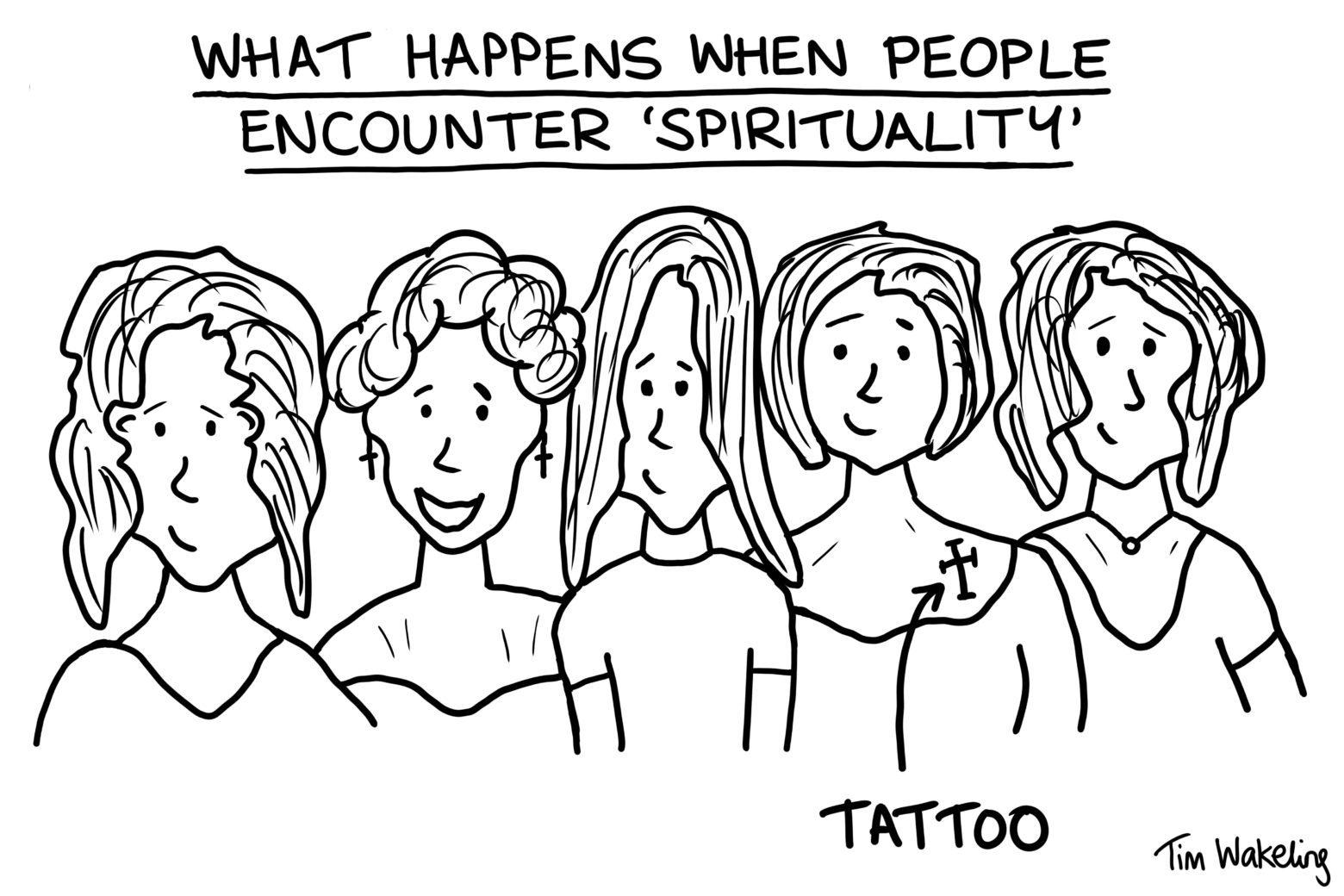 "Encountering ""spirituality"""