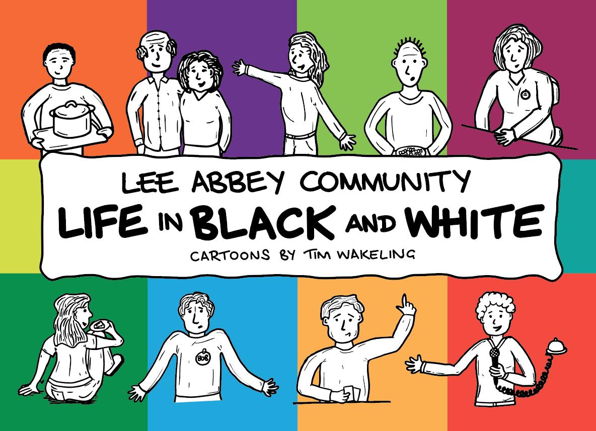 New Lee Abbey cartoon book
