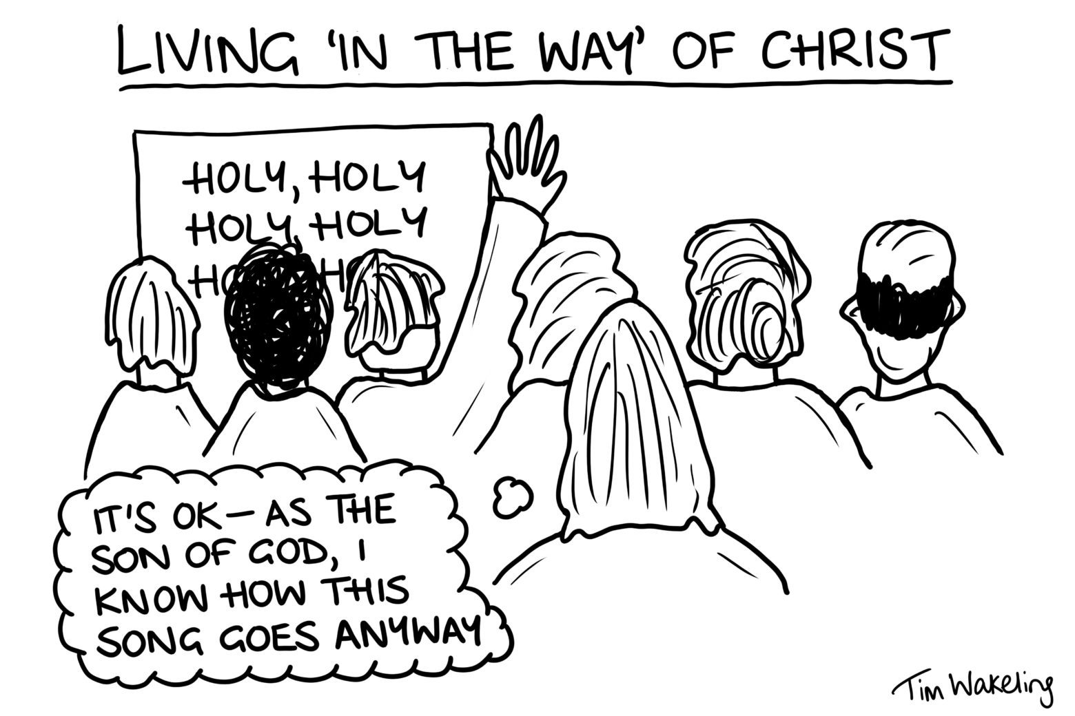 """Living """"in the way"""" of Christ"""